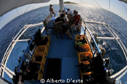 Safari Boat in Cagayan Island - PH - Adventure in an unpo... by Alberto D'este 